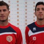 Calcio: Fiorentino e Montrone hanno firmato per il Martina