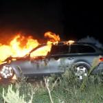 Dà fuoco all'auto della sua ex, arrestato incensurato di Martina Franca