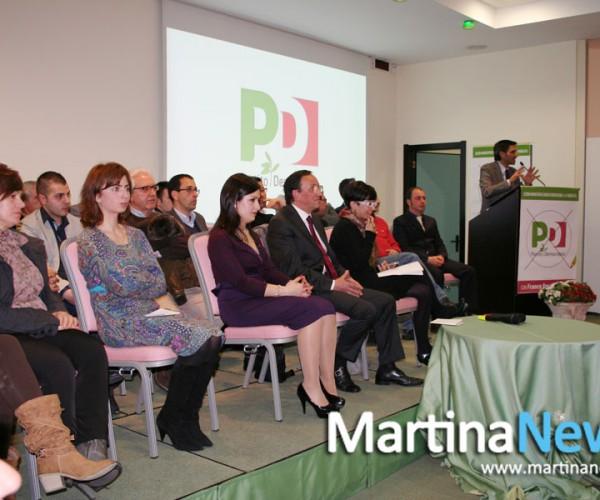 Presentazione Lista PD Martina Franca - Donato Pentassuglia