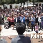 """Franco Ancona ringrazia Martina Franca: """"Noi siamo una grande città"""""""