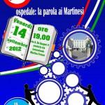Ospedale: oggi dibattito pubblico presso la sede del PdL