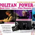 Engine in teatro. Si parte con i Neapolitan Power Night, storici musicisti di Pino Daniele