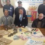 Ostuni: Arrestato il pluripregiudicato Mario Flore