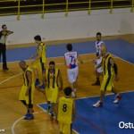 Basket: la Cestistica Ostuni travolge il Lecce. L'incontro termina 96-63