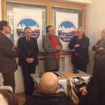 Amministrative 2014, il circolo Liberal invita il candidato sindaco Nicola Santoro