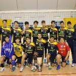 Pallavolo 2000 Ostuni: l'under 17 è campione provinciale