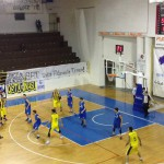 Basket: l'Ostuni perde male in casa contro Fasano