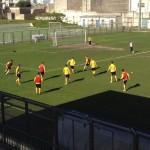Eccellenza, Ostuni – Casarano: fine primo tempo, GialloBlu in vantaggio 1-0