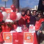 L' 8 e il 9 marzo – in occasione della festa della donna – torna in 3.000 piazze italiane La Gardenia di AISM