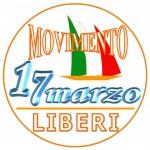 Amministrative 2014, primarie Centro Sinistra: Il Movimento 17 Marzo – Liberi alle primarie del Centro Sinistra con il proprio candidato.