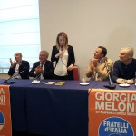 """Giorgia Meloni: """"Ostuni deve guardare ad un nuovo futuro"""""""