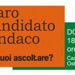 Alle 10:30 confronto tra i 5 candidati sindaci