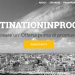Turismo. Un corso gratuito in design, management e promozione innovativa