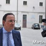 """L'Agenzia dell'Entrate di Martina Franca verso la chiusura. Ancona alla politica: """"Uniamo le forze"""""""