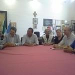 L'amministrazione comunale incontra i sindacati ostunesi