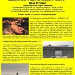 """Ritorna il """"Gaia Cinema"""", la rassegna cinematografica di Legambiente"""