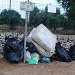 Il Sindaco Gianfranco Coppola e l'assessore all'ambiente Antonio Molentino rispondono al consigliere Tagliente sulla questione dei rifiuti urbani