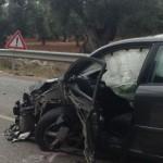 Incidente sulla Ostuni-Torre Pozzella: due le persone ferite