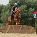 Primo posto per Carla Schirinzi, Centro Ippico Acqua2O, nella finale regionale Cross Country