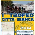 """Bici Club Ostuni, """"1° Trofeo Città Bianca"""" in memoria di Enzo Longo"""