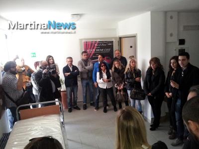 Consegnati i letti motorizzati alla casa di cura hospice san bartolomeo valle d 39 itria news - Casa di cura san maurizio canavese ...