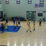 Basket. Cestistica Ostuni-Udas Cerignola 76-92