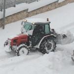Emergenza neve: ecco che cosa è successo.
