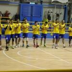 Volley, la Pallavolo 2000 Orthogea espugna Ruffano. Terza vittoria consecutiva per gli ostunesi