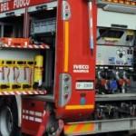 Domato incendio in un deposito alimentare tra Locorotondo e Martina Franca