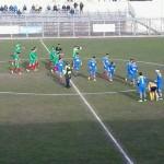 Calcio. L'Ostuni batte il Castellaneta 2-0. Gialloblù in 10 dal 39′ del primo tempo