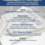 Finanziamenti e contributi: nuove opportunità di sviluppo  per le piccole e medie imprese