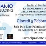 Promozione on line della Puglia: giovedì il seminario organizzato dalla Dynamo Consulting Srl