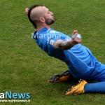 """Il Martina doma la Lupa Roma nel fango: 2-0. Ciullo: """"Vittoria di sacrificio"""""""