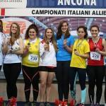 Campionati Italiani Allievi/e indoor: l'Alteratletica torna a casa con 3 medaglie e tanta grinta