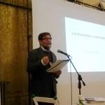 """L' """"Economia del bastevole"""" ai Colloqui di Martina Franca: 2 minuti di applausi per Paolo Cacciari"""
