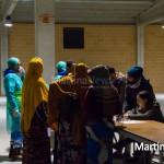 Migranti a Ortolini. Sono rimasti in dodici