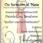 """Domenica 28 giugno doppio appuntamento con l'associazione culturale """"Folletti e Folli"""""""