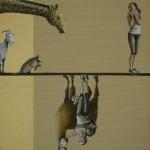 """Arte. Da oggi alla Galleria Orizzonti la mostra """"Filoillogica"""" di Vania Elettra Tam"""