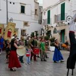 """Festival dei Giochi e delle Tradizioni, domani a Ceglie il """"Corteo del Piccolo Popolo"""""""