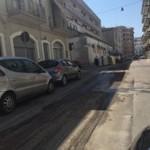 Bitumazione manto stradale