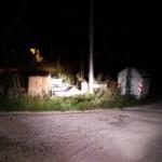 Ripulita contrada Serra dai rifiuti abbandonati