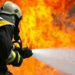 Incendio a Ostuni nei pressi di Villa Nazareth, prontamente spento dai Vigili del Fuoco