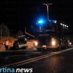 Martina Franca. Incidente sulla SS172, coinvolte due auto