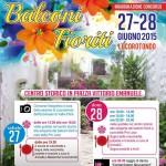 Al via la 7^ edizione di  Balconi Fioriti