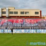 Calcio. A 11 mesi da Matera-Martina, 4 Daspo per i tifosi biancazzurri