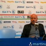 """Martina, Petrosino: """"Il Comune si dia una mossa sullo stadio. Ottimista sul futuro del club"""""""