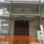Scuola Guglielmo Marconi: sostituito anche il portone d'ingresso