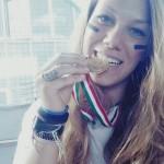 Alteratletica: Francesca Raffaello domina la finale nazionale dei Campionati Italiani Studenteschi