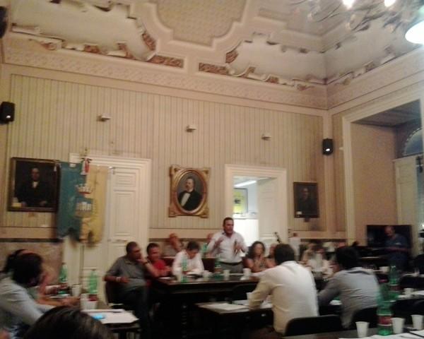 consiglio comunale 29 luglio
