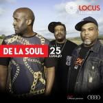 Locus Festival: annullato il concerto dei De La Soul